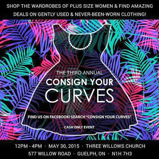 Consign Your Curves Event May 30, 2015