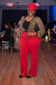 Stephanie Joseph @quotidian_me and creator of Natural Hair and Beauty Show