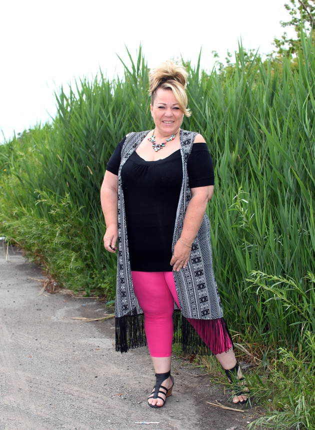 canadian plus size fashion blogger presents fringe festival by ardene
