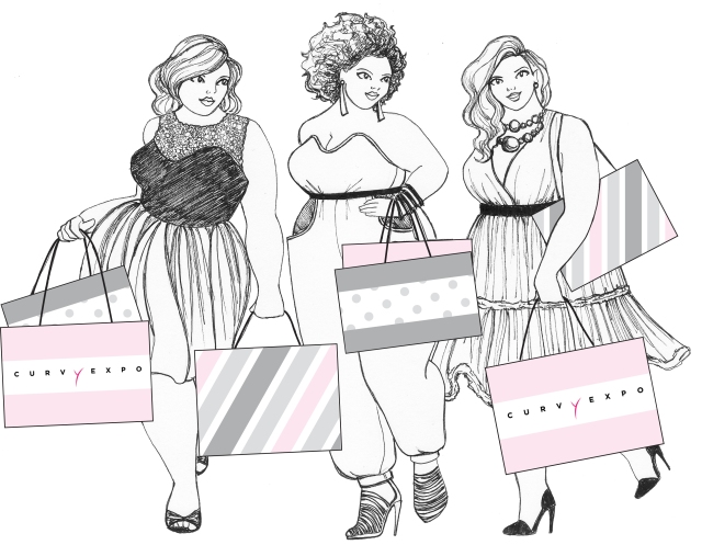 Final of shopping sketch for exhibitor page