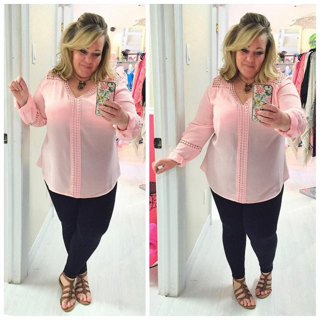 plus size outfit of the day May 11